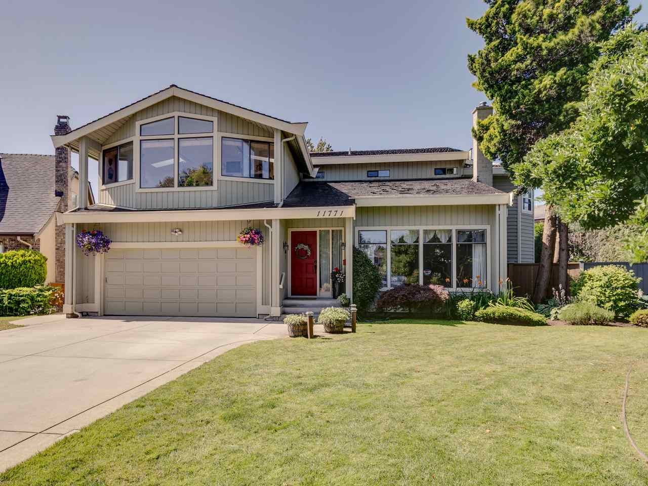 """Main Photo: 11771 PLOVER Drive in Richmond: Westwind House for sale in """"WESTWIND"""" : MLS®# R2484698"""