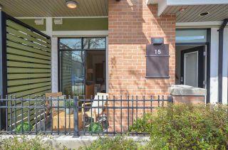 Photo 1: 15 728 W 14TH STREET in North Vancouver: Hamilton Condo for sale : MLS®# R2167726