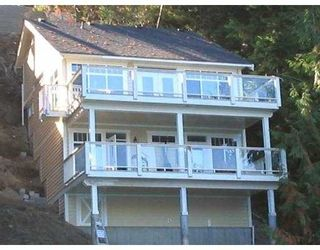 """Photo 1: 1510 TIDEVIEW RD in Gibsons: Gibsons & Area House for sale in """"LANGDALE"""" (Sunshine Coast)  : MLS®# V559961"""