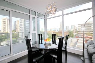 """Photo 5: 707 6538 NELSON Avenue in Burnaby: Metrotown Condo for sale in """"THE MET2"""" (Burnaby South)  : MLS®# R2399182"""