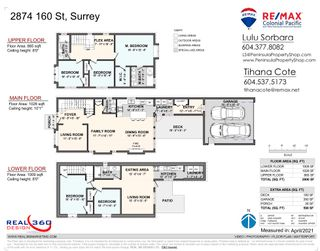Photo 37: 2874 160 Street in Surrey: Grandview Surrey House for sale (South Surrey White Rock)  : MLS®# R2603639