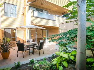"""Photo 10: 104 1930 W 3RD Avenue in Vancouver: Kitsilano Condo for sale in """"THE WESTVIEW"""" (Vancouver West)  : MLS®# R2099750"""