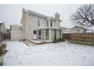 Photo 20: 147 Alburg Drive in Winnipeg: River Park South Residential for sale (2F)  : MLS®# 1703172