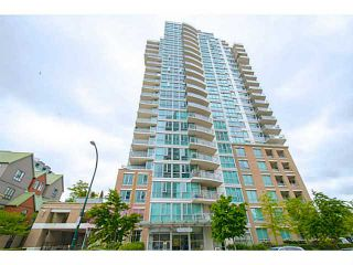 """Photo 1: 502 120 MILROSS Avenue in Vancouver: Mount Pleasant VE Condo for sale in """"THE BRIGHTON"""" (Vancouver East)  : MLS®# V1065555"""