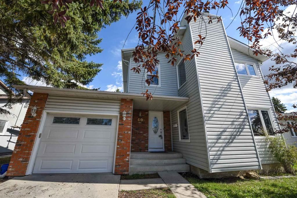 Main Photo: 40 Whitefield Crescent NE in Calgary: Whitehorn Detached for sale : MLS®# A1139313