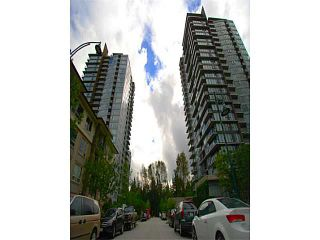 Photo 1: # 1508 660 NOOTKA WY in Port Moody: Port Moody Centre Condo for sale : MLS®# V1072342
