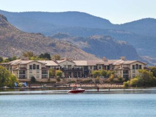 Photo 1: #116 4200 LAKESHORE Drive, in Osoyoos: House for sale : MLS®# 190286