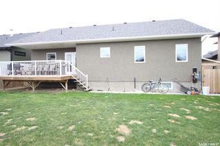 Photo 37: 408 Watson Way in Warman: Residential for sale : MLS®# SK867704