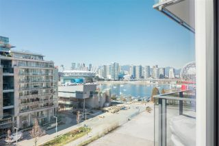 "Photo 10: 803 1678 PULLMAN PORTER Street in Vancouver: Mount Pleasant VE Condo for sale in ""Navio at the Creek"" (Vancouver East)  : MLS®# R2561361"