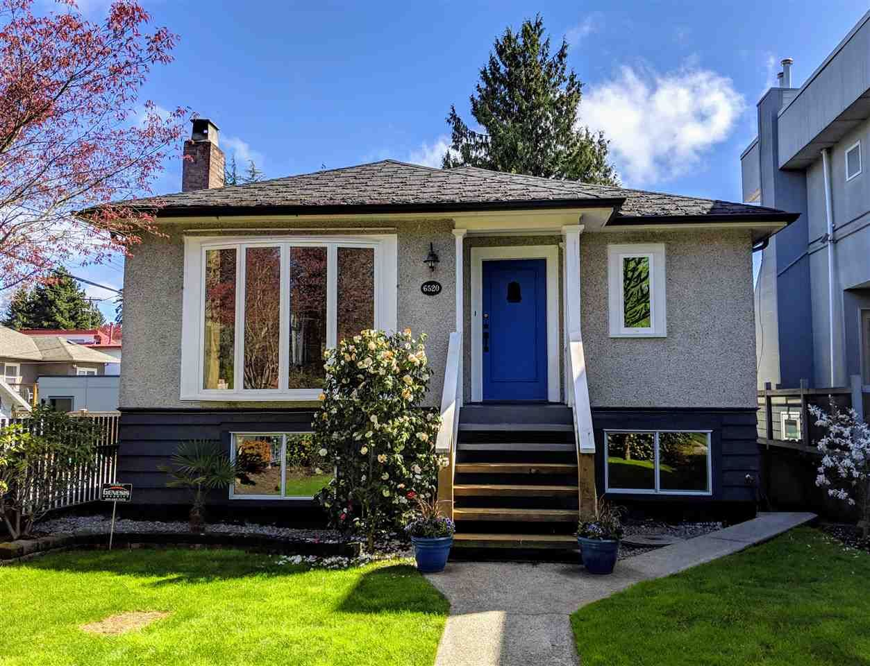 "Main Photo: 6520 VINE Street in Vancouver: S.W. Marine House for sale in ""Kerrisdale"" (Vancouver West)  : MLS®# R2366605"