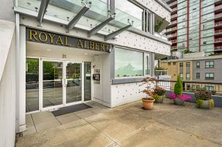 "Photo 4: 501 31 ELLIOT Street in New Westminster: Downtown NW Condo for sale in ""ROYAL ALBERT TOWERS"" : MLS®# R2517434"