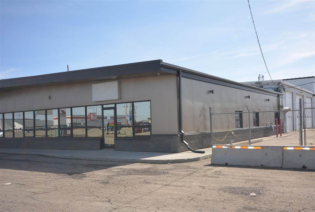 Photo 2: Photos: 8715 100 Avenue in Fort St. John: Fort St. John - City NE Retail for lease (Fort St. John (Zone 60))  : MLS®# C8020243