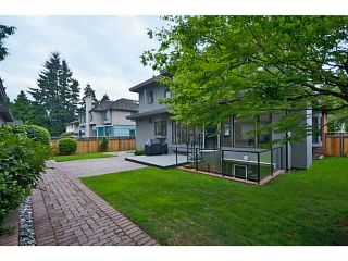 """Photo 20: 6672 MONTGOMERY Street in Vancouver: South Granville House for sale in """"SOUTH GRANVILLE"""" (Vancouver West)  : MLS®# V1106060"""