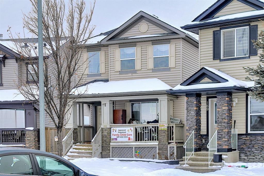 Main Photo: 193 Saddlebrook Way NE in Calgary: Saddle Ridge Detached for sale : MLS®# A1070319