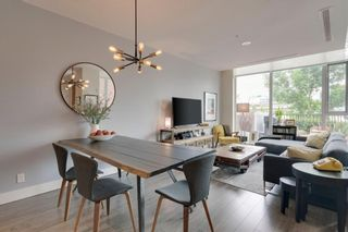 Photo 7: 113 Confluence Mews SE in Calgary: Downtown East Village Row/Townhouse for sale : MLS®# A1138938