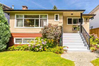 Photo 3: 3457 PRICE Street in Vancouver: Collingwood VE House for sale (Vancouver East)  : MLS®# R2485115