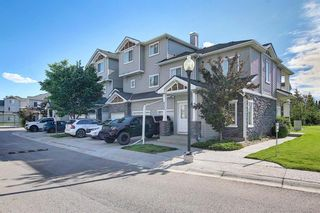 Main Photo: 504 281 Cougar Ridge Drive SW in Calgary: Cougar Ridge Row/Townhouse for sale : MLS®# A1123514