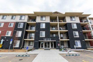 Photo 1: 316 18122 77 Street in Edmonton: Zone 28 Condo for sale : MLS®# E4235304