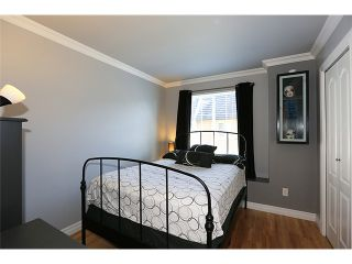 """Photo 13: 25 1561 BOOTH Avenue in Coquitlam: Maillardville Townhouse for sale in """"The Courcelles"""" : MLS®# V1026526"""