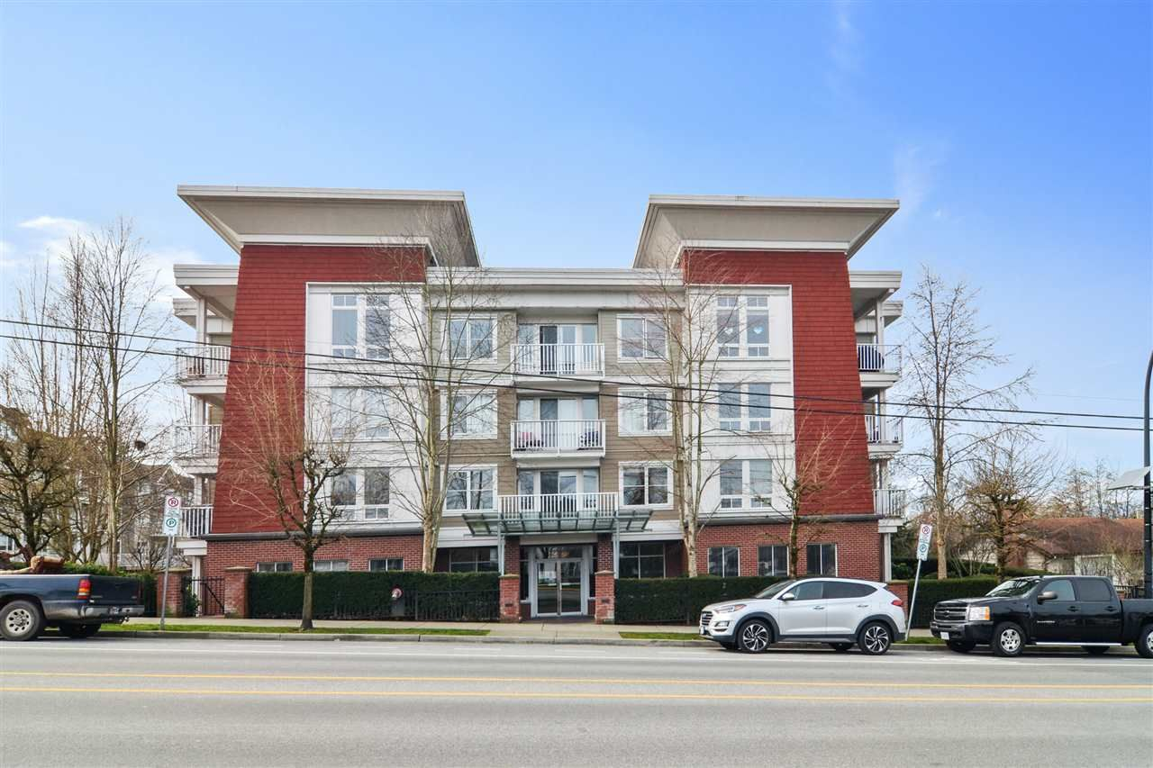 "Main Photo: 214 12283 224 Street in Maple Ridge: West Central Condo for sale in ""The Maxx"" : MLS®# R2550590"
