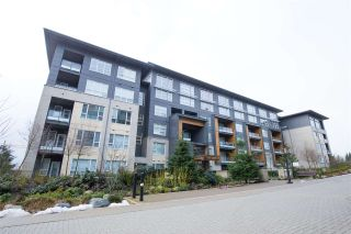 """Main Photo: 111 9168 SLOPES Mews in Burnaby: Simon Fraser Univer. Condo for sale in """"VERITAS"""" (Burnaby North)  : MLS®# R2451110"""