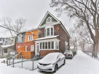 Photo 1: 626 Logan Ave in Toronto: North Riverdale Freehold for sale (Toronto E01)  : MLS®# E3716201