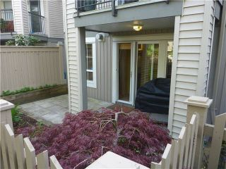 """Photo 8: 165 1100 E 29TH Street in North Vancouver: Lynn Valley Condo for sale in """"HIGHGATE"""" : MLS®# V888969"""