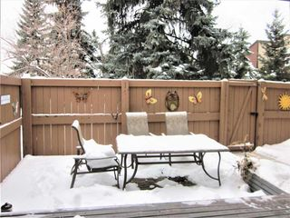 Photo 29: 7118 178 Street in Edmonton: Zone 20 Townhouse for sale : MLS®# E4222101