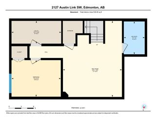 Photo 42: 2127 AUSTIN Link in Edmonton: Zone 56 Attached Home for sale : MLS®# E4255544
