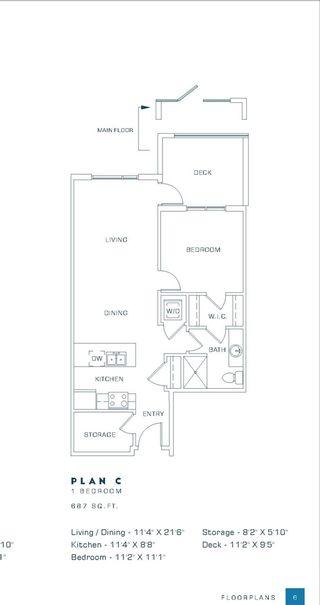 "Photo 10: 209 11917 BURNETT Street in Maple Ridge: East Central Condo for sale in ""The Ridge"" : MLS®# R2535963"
