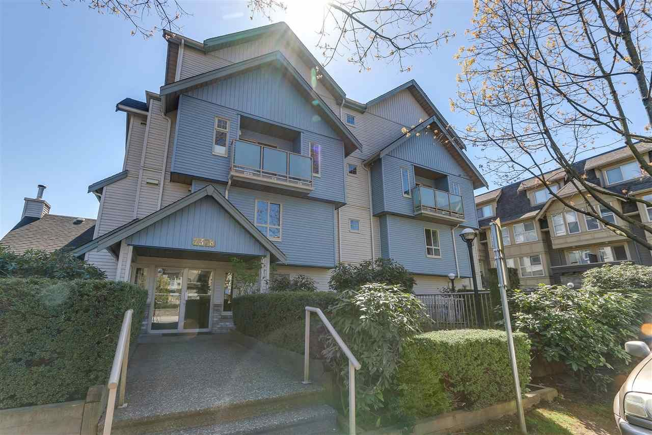 Main Photo: 18 2378 RINDALL AVENUE in Port Coquitlam: Central Pt Coquitlam Condo for sale : MLS®# R2262760