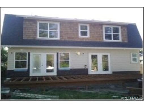 Main Photo:  in VICTORIA: Vi Fernwood Half Duplex for sale (Victoria)  : MLS®# 437478