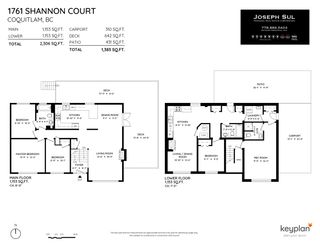 Photo 40: 1761 SHANNON Court in Coquitlam: Harbour Place House for sale : MLS®# R2568541