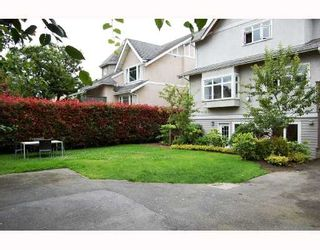 Photo 9: 2575 W 8TH Avenue in Vancouver: Kitsilano 1/2 Duplex for sale (Vancouver West)  : MLS®# V656068