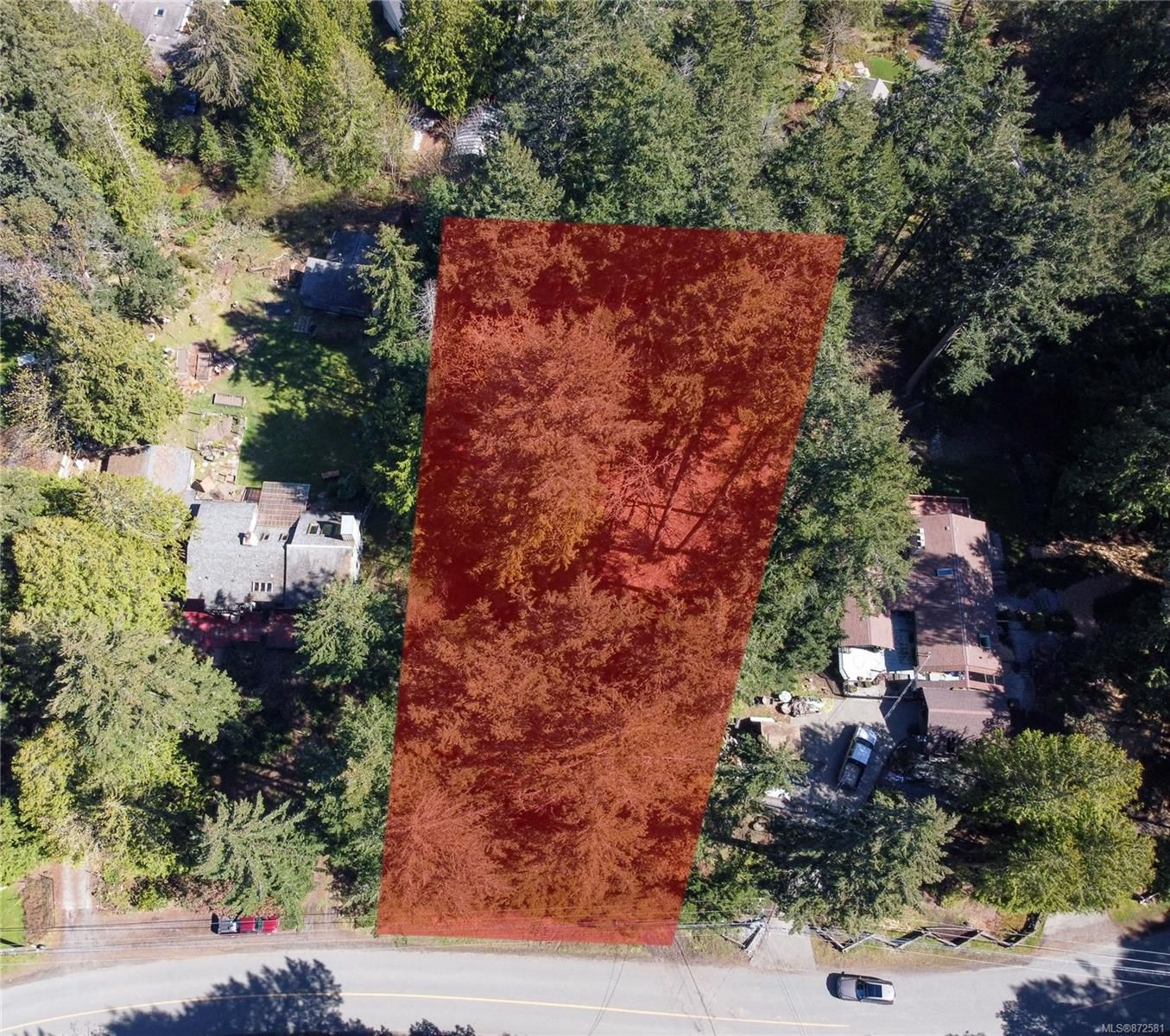 Main Photo: Lot 19 Willis Point Rd in : CS Willis Point Land for sale (Central Saanich)  : MLS®# 872581