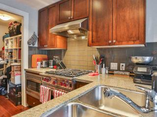 """Photo 7: 311 1477 W 15TH Avenue in Vancouver: Fairview VW Condo for sale in """"SHAUGHNESSY MANSION"""" (Vancouver West)  : MLS®# V1059723"""