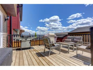 Photo 26: 45 SAGE BANK Grove NW in Calgary: Sage Hill House for sale : MLS®# C4069794