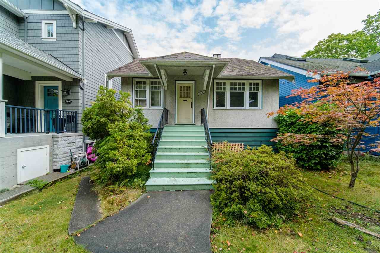 Main Photo: 2866 WATERLOO STREET in Vancouver: Kitsilano House for sale (Vancouver West)  : MLS®# R2499010