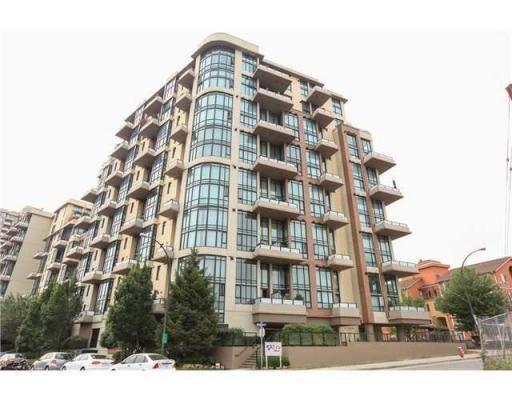 Main Photo: 503 7 RIALTO COURT in Quay: Home for sale : MLS®# V1133033