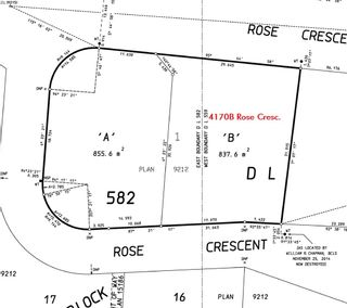 Photo 4: 4170 B ROSE Crescent in West Vancouver: Sandy Cove Land for sale : MLS®# R2542455