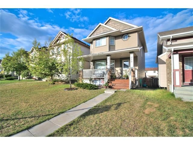 Main Photo: 710 EVERRIDGE Drive SW in Calgary: Evergreen House for sale : MLS®# C4065103