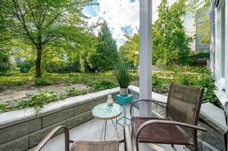 """Photo 24: 111 9880 MANCHESTER Drive in Burnaby: Cariboo Condo for sale in """"Brookside Court"""" (Burnaby North)  : MLS®# R2389725"""