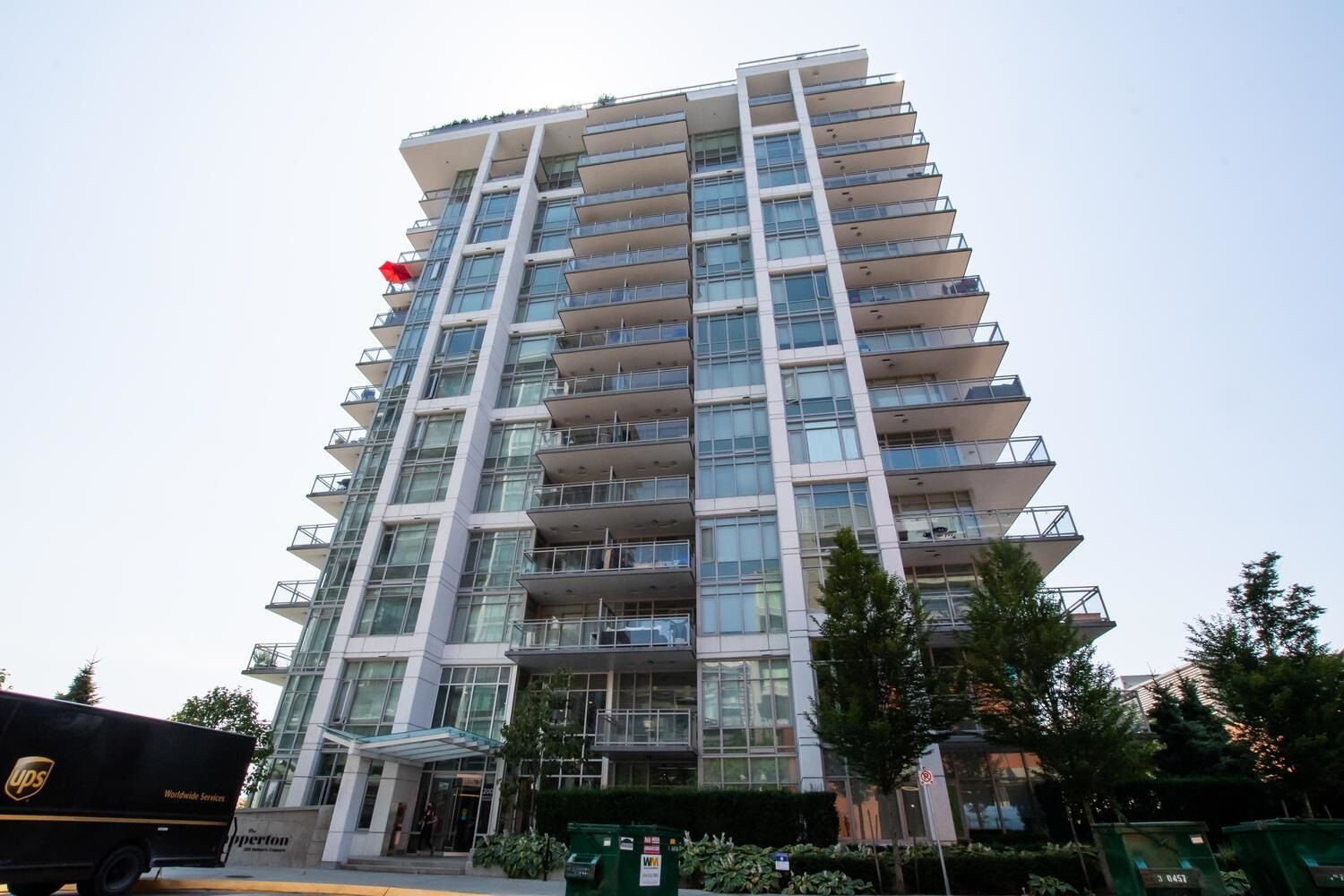 """Main Photo: 1207 200 NELSON'S Crescent in New Westminster: Sapperton Condo for sale in """"THE SAPPERTON"""" : MLS®# R2601350"""
