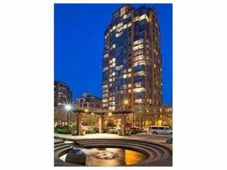 Photo 1: 1603 - 1188 Richards Street in Vancouver: Yaletown Condo for sale (Vancouver West)  : MLS®# V1000322