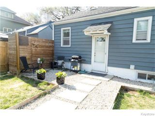 Photo 2: 634 Rosedale Avenue in Winnipeg: Manitoba Other Residential for sale : MLS®# 1611380