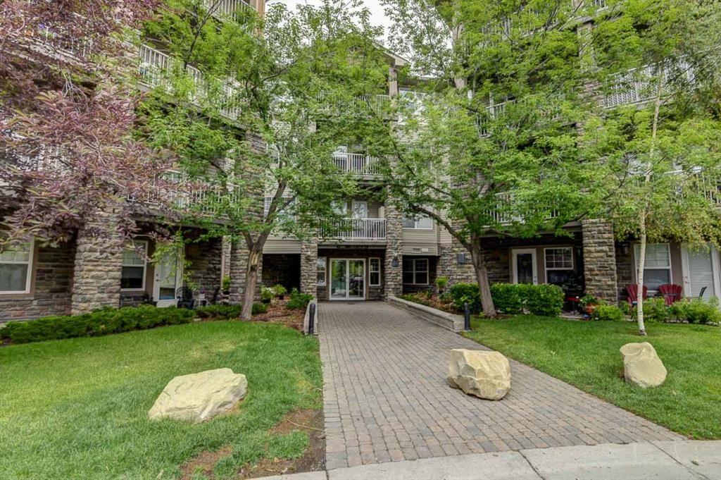 Main Photo: 104 1408 17 Street SE in Calgary: Inglewood Apartment for sale : MLS®# A1127181