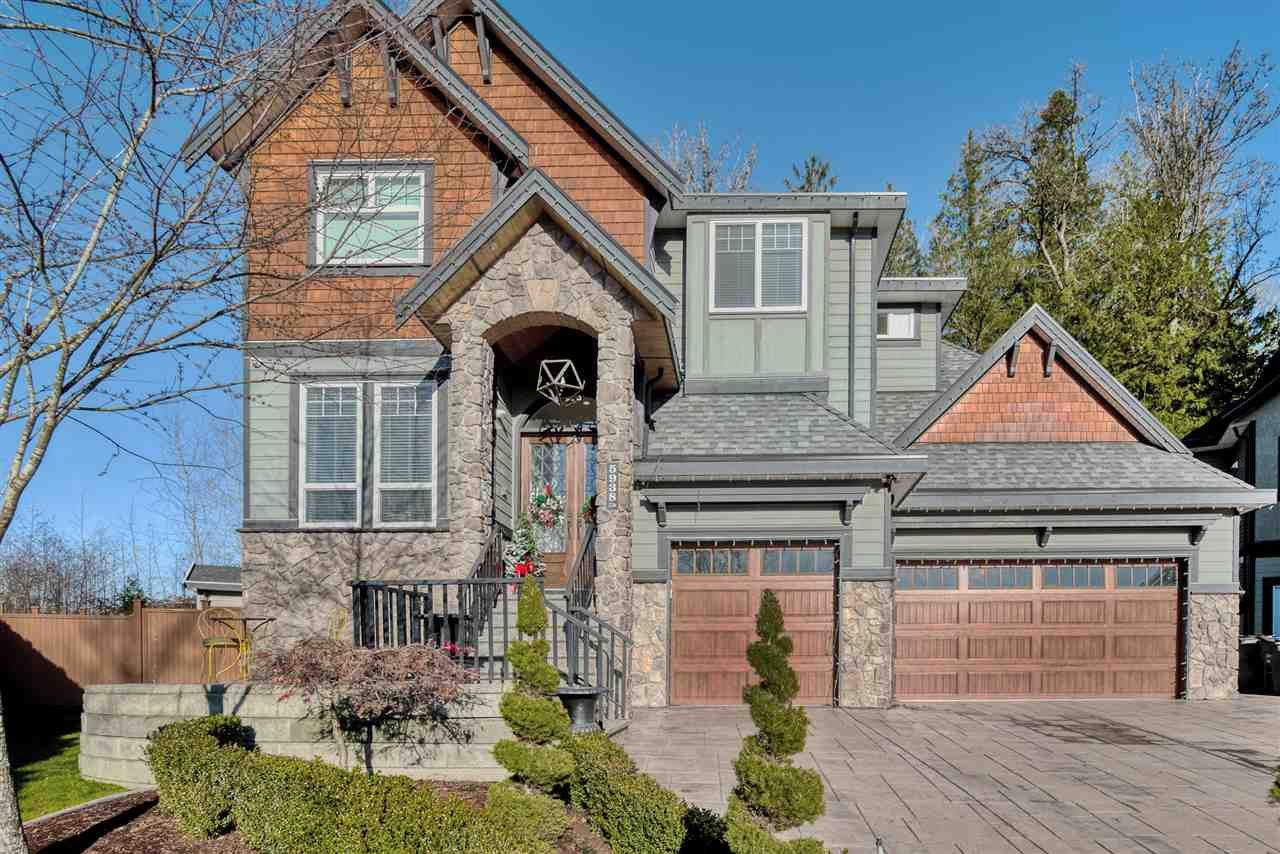 """Main Photo: 5938 162A Street in Surrey: Cloverdale BC House for sale in """"Bell Ridge"""" (Cloverdale)  : MLS®# R2449393"""