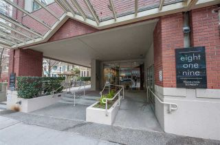 Photo 13: 1009 819 HAMILTON Street in Vancouver: Downtown VW Condo for sale (Vancouver West)  : MLS®# R2541998