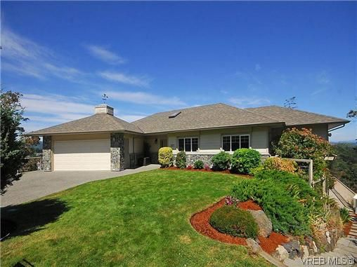 Main Photo: 507 Outlook Pl in VICTORIA: Co Triangle House for sale (Colwood)  : MLS®# 607233