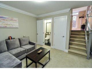 """Photo 4: 1810 E PENDER Street in Vancouver: Hastings Townhouse for sale in """"AZALEA HOMES"""" (Vancouver East)  : MLS®# V1051694"""
